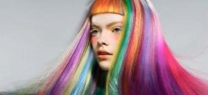 """il tye and dye, la """"nuova"""" tecnica per capelli coloratissimi"""