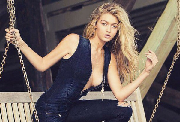 Figlia d'arte: la madre di Gigi e della sorella Bella, anche lei modella, è l'ex top model Yolanda Foster