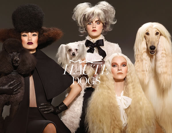 La nuova linea di make up Mac Haute Dogs