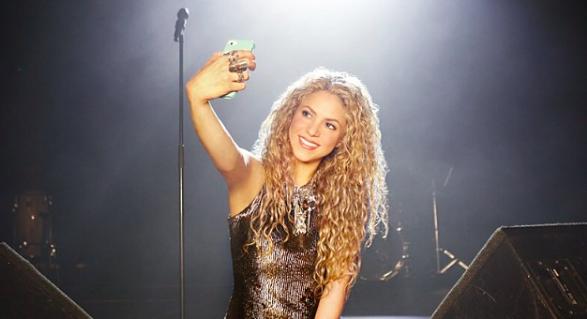 Ricci perfetti come Shakira