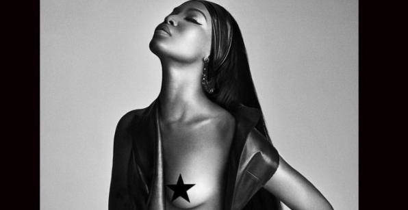Naomi Campbell all'attacco contro Instagram