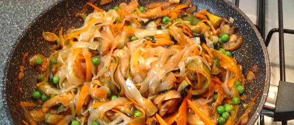 shirataki, la pasta senza carboidrati