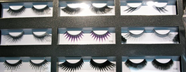Nuove Ciglia Finte Make Up For Ever Lash Show
