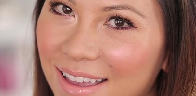 La make up artist Nam Vo è l'ideatrice di questa tecnica