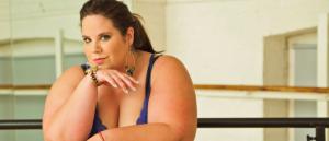 Whitney Throre la ballerina sovrappeso che fa impazzire il Web