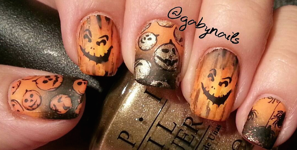 Halloween manicure, idee per unghie da brivido