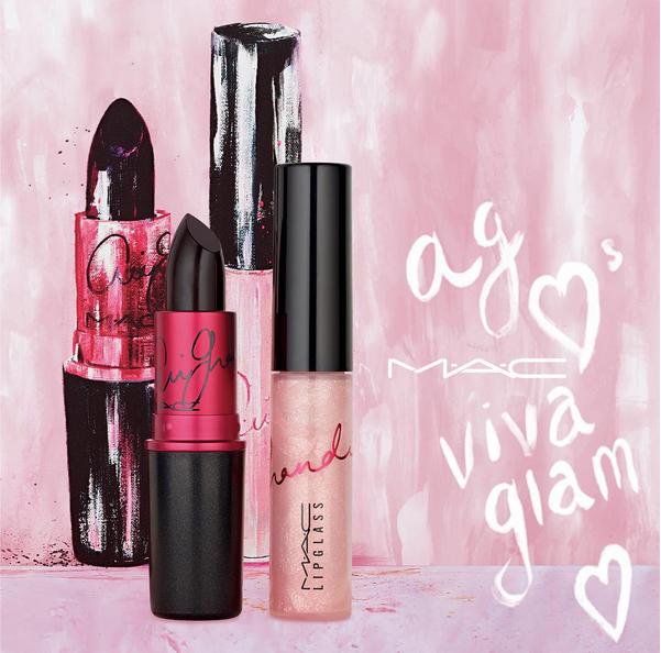 La nuova collezione Mac Viva Glam firmata Ariana Grande