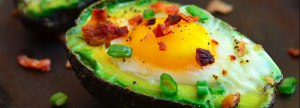 egg avocado