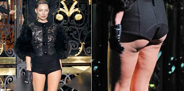Kate Moss...Anche lei ce l'ha