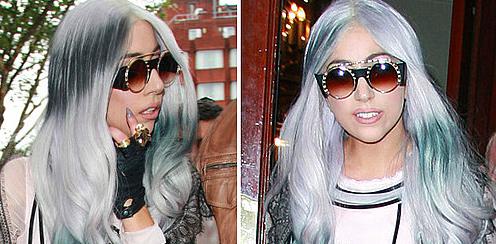 il nuovo colore trend lo usa anche Lady Gaga