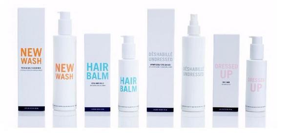 New Wash, il nuovo modo per lavare i capelli