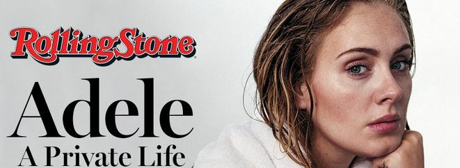 Adele su Rolling Stone