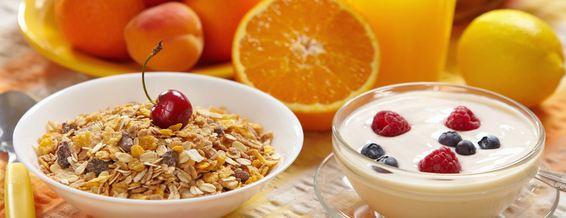 La colazione dei magri