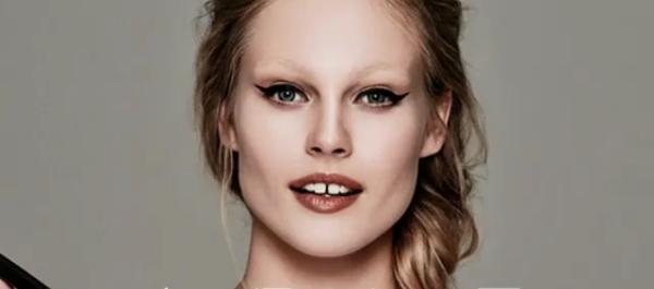 Cat eye perfetto con il nuovo eye-liner di Able Cosmetics