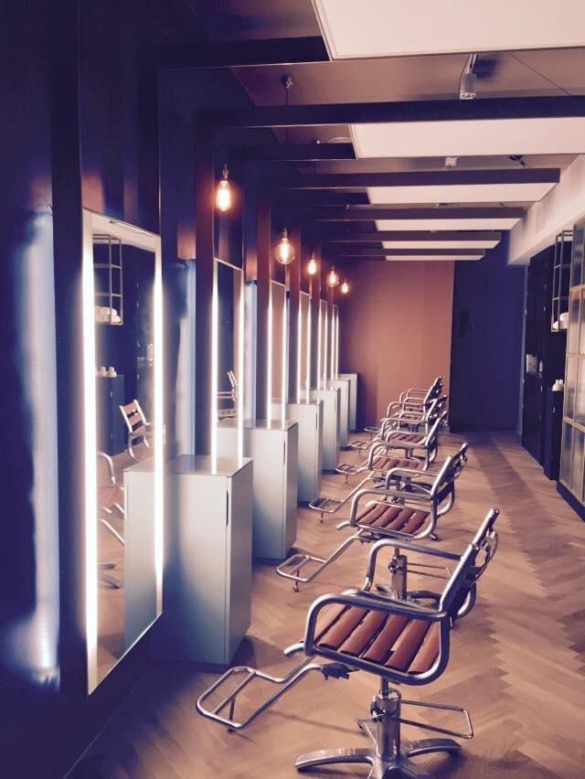 Il salone Bauhaus di Cardiff