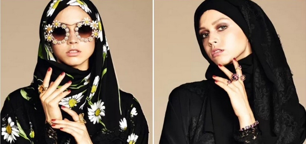 Abaya Collection D&G