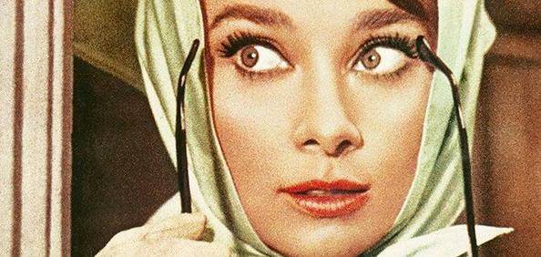 Occhi più grandi - Audrey Hepburn