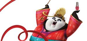 Smalti Kung-Fu Panda - Morgan Taylor