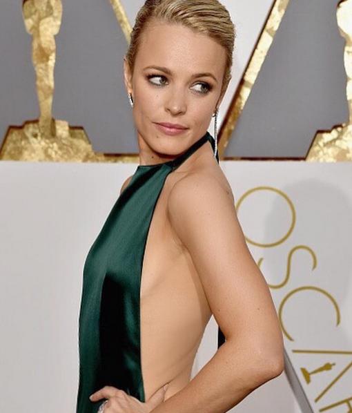 Oscar 2016 beauty look