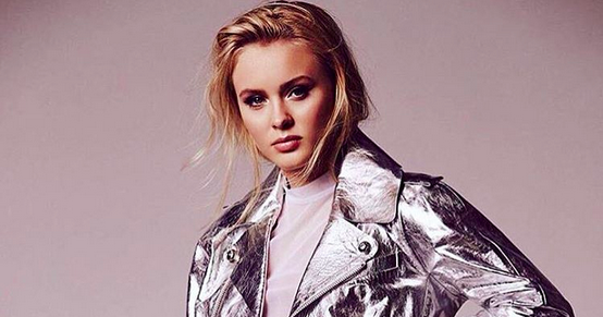 Zara Larsson x Clinique