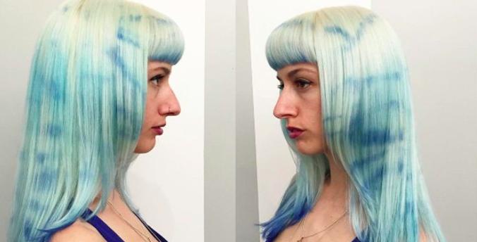 la nuova tendenza secondo l'hairstylist tania ramirez