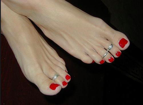 foot counturing