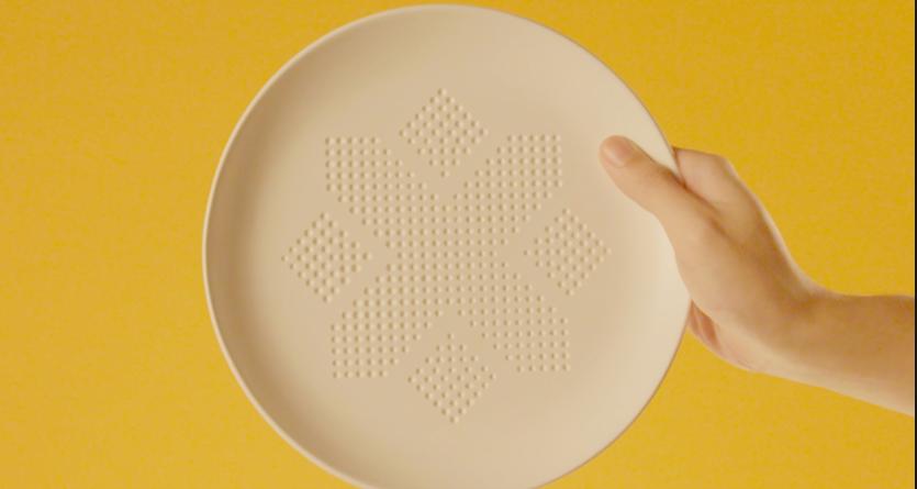 Il piatto assorbi calorie: una scoperta che potrebbe rivoluzionare le diete