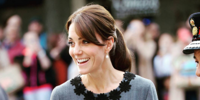 La duchessa di Cambridge, Kate Middleton, ha contribuito a rilanciare la frangia