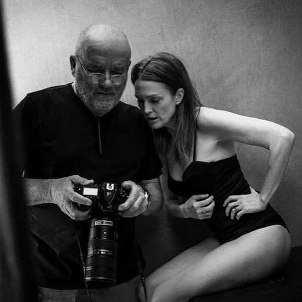 Photo credit: Instagram @therealpeterlindbergh