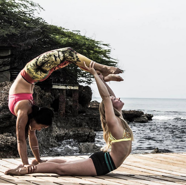 Photo credit: @acroyoga