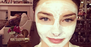 La beauty routine della top Miranda Kerr