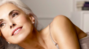 Yasmina Rossi, top model a 59 anni